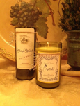 bella vine wine candles