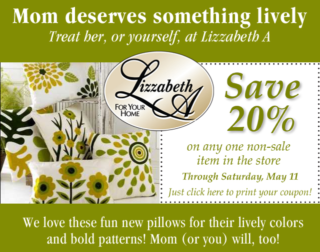 Wishing you a holiday full of happy memories from Lizzabeth A
