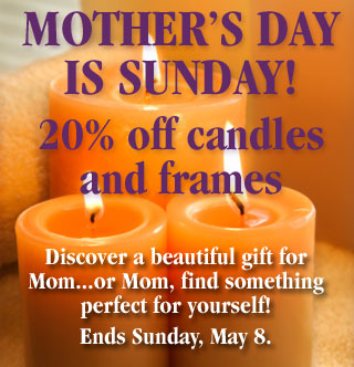 Mother's Day specials!